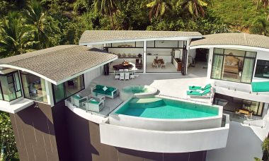 holiday villa in thailand