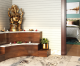 corner pooja room designs