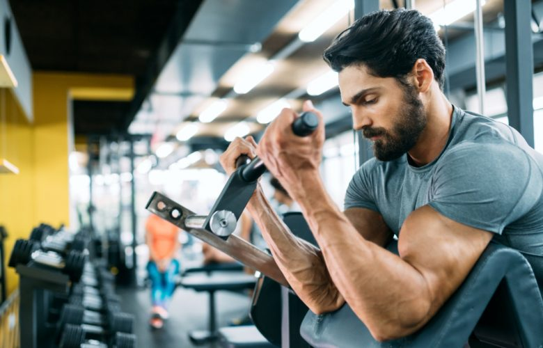 is building muscle healthy