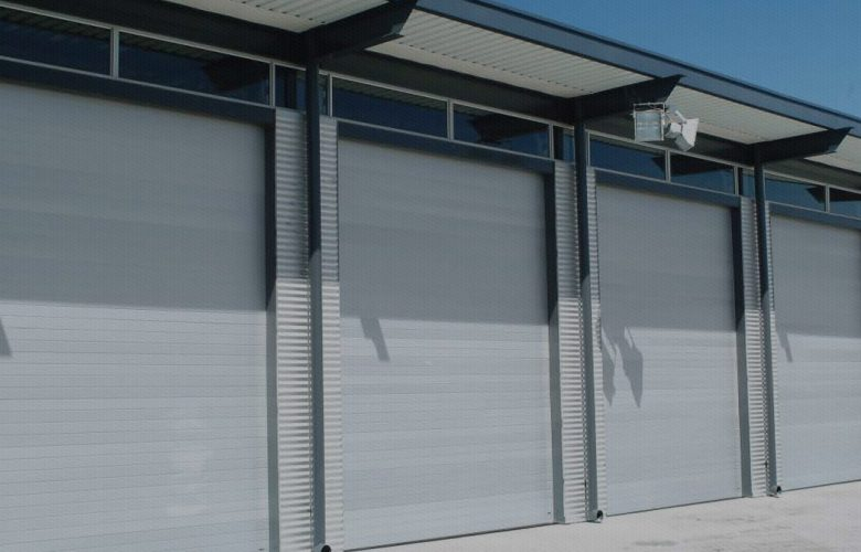 Security Shutters system