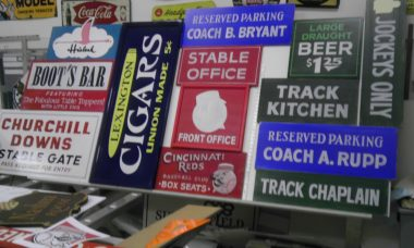 sell vintage signs