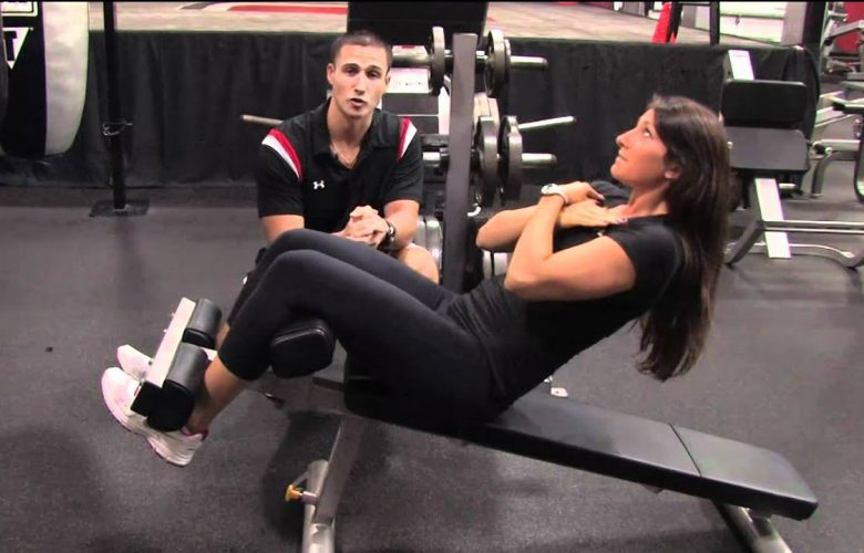use-sit-up-bench